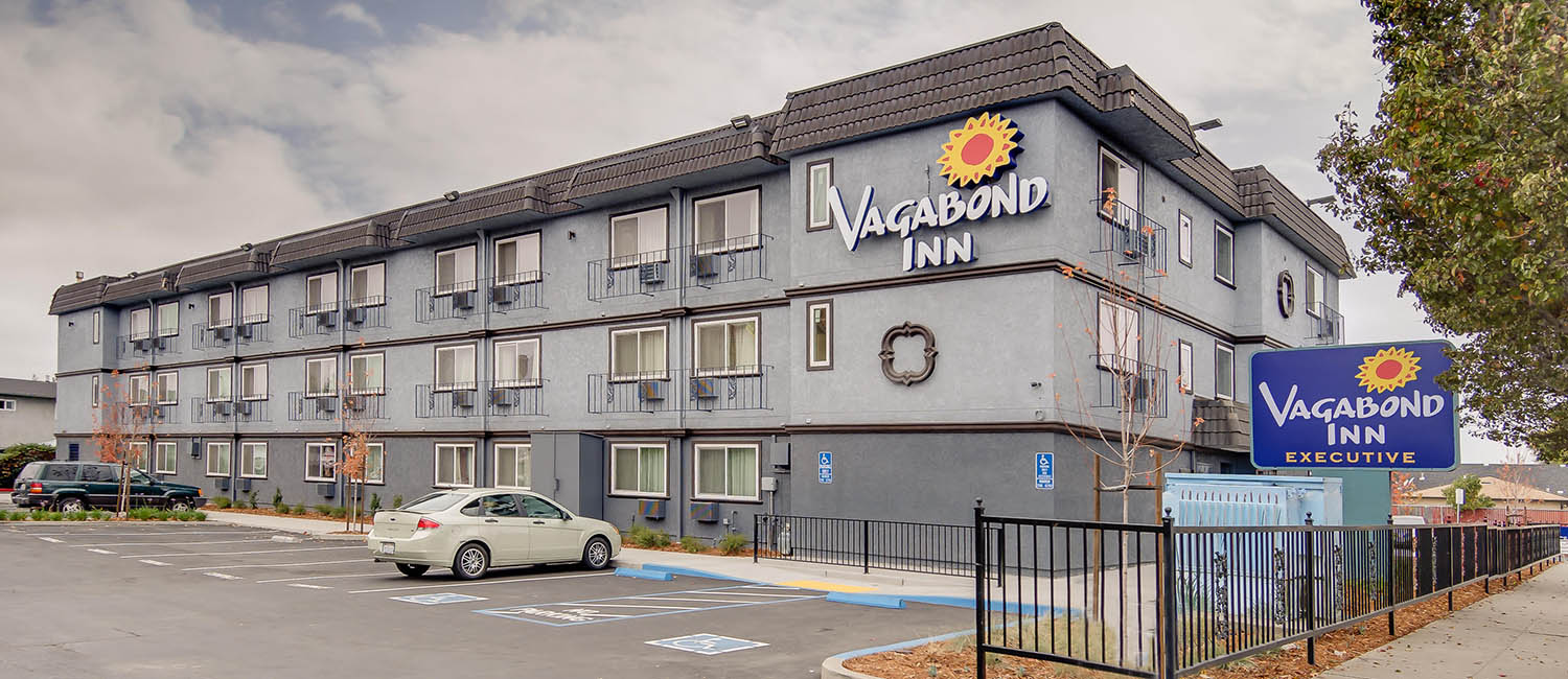 Vagabond Inn Executive Hayward Exterior