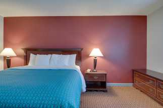 Vagabond Inn Executive Hayward - Vagabond Inn Executive - King Bed