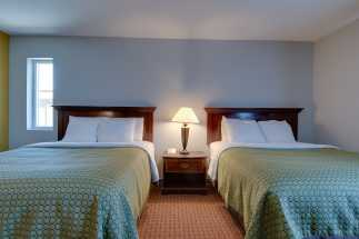 Vagabond Inn Executive Hayward - Vagabond Inn Executive - 2 Queen Beds