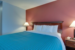 Vagabond Inn Executive Hayward - Brand new King Size beds for your sleeping comfort