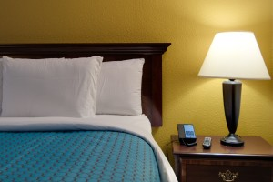 Vagabond Inn Executive Hayward - All rooms feature plush bedding