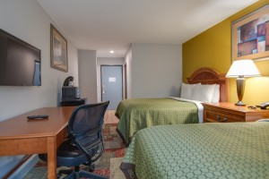 Vagabond Inn Executive Hayward - 2 Queen Bedroom perfect for families