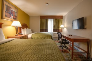 Vagabond Inn Executive Hayward - Spacious family rooms available