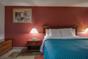 Vagabond Inn Executive Hayward - Business travelers can find convenience and comfort